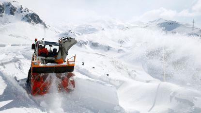 Recordhoeveelheid sneeuw verwacht in Alpen