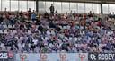 Supporters van Sparta bij de wedstrijd tegen Ajax op 13 september.