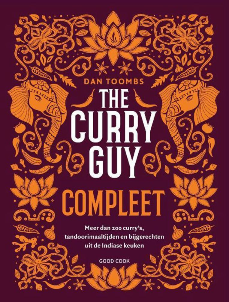 The curry guy Beeld geen credit