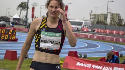 Maite Beernaert springt naar goud op Olympische Jeugdspelen