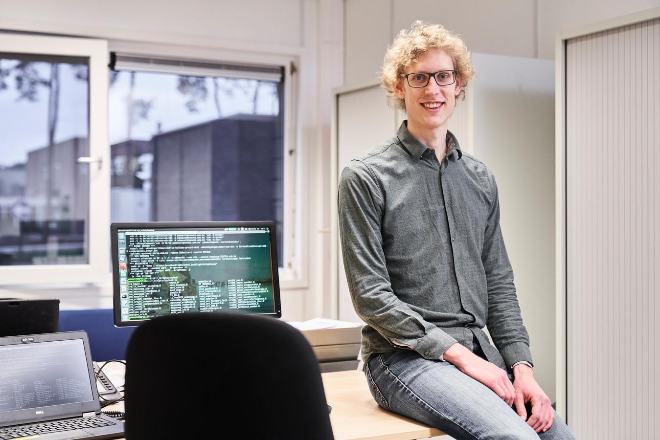 Onderzoeker dr. Pieter De Meutter