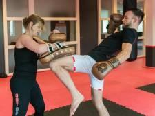 Kickbokser Robbie Hageman laat zich zelfs door een tumor in zijn hoofd niet klein krijgen en maakt comeback