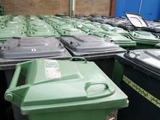Betalen voor elke geleegde afvalcontainer