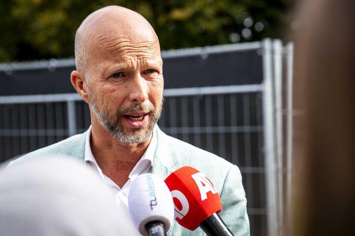 Tjeerd de Groot (D66).