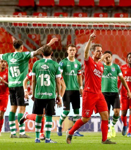 Thomas Lam en PEC Zwolle willen dit avondje Enschede zo snel mogelijk vergeten