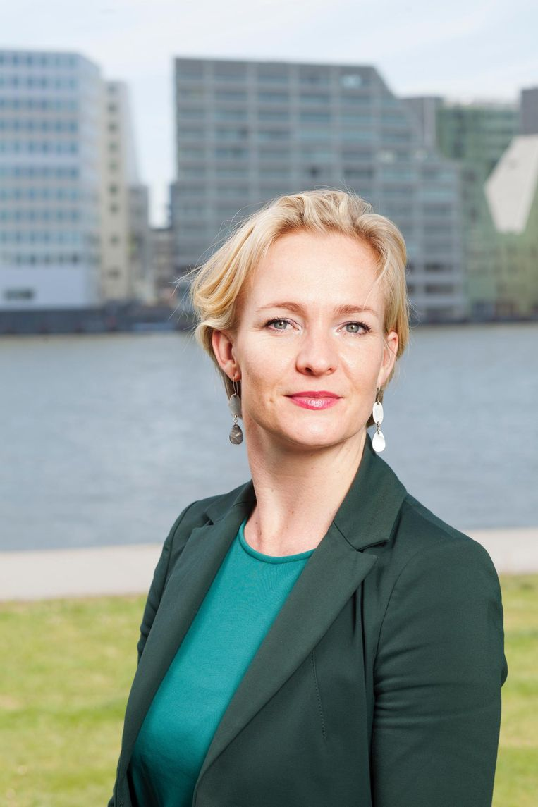 Marietje Schaake Beeld Bram Belloni