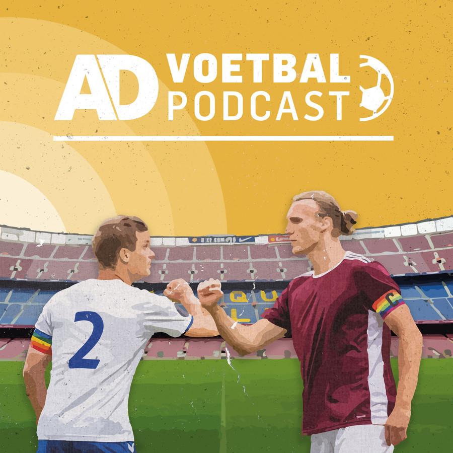 Dagelijks is er een nieuwe AD Voetbalpodcast te beluisteren.