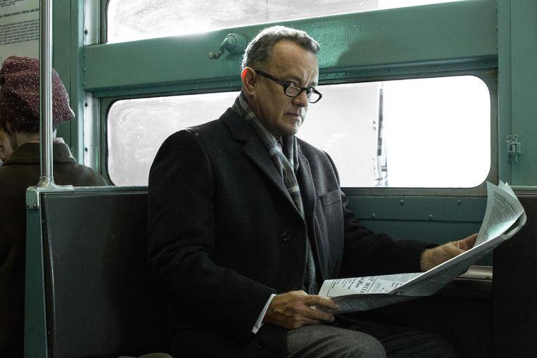 Tom Hanks in Bridge of Spies. Beeld AP