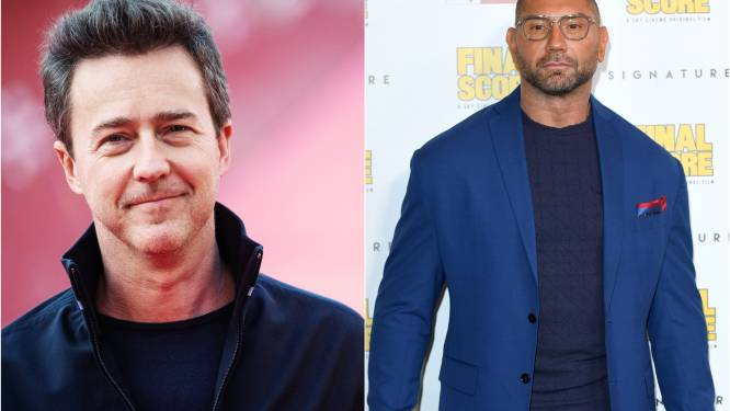 Edward Norton en Dave Bautista krijgen rol in 'Knives Out 2'