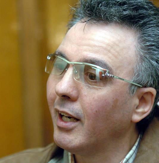 Salvatore Acquaviva. Foto uit 2006