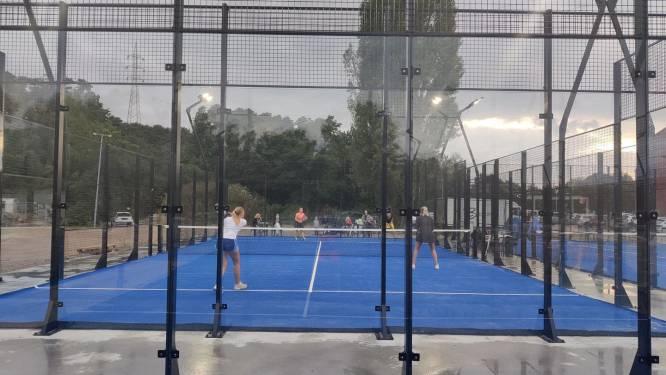 Weldra opening van 10 outdoor padelterreinen en een nieuwe trainingszaal voor Taekwondoschool Keumgang
