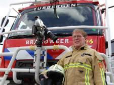 Vrijwilligers nemen afscheid van brandweer Tubbergen