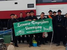 Walcherse ringrijders dragen Zeeuwse Folklore uit in de Achterhoek