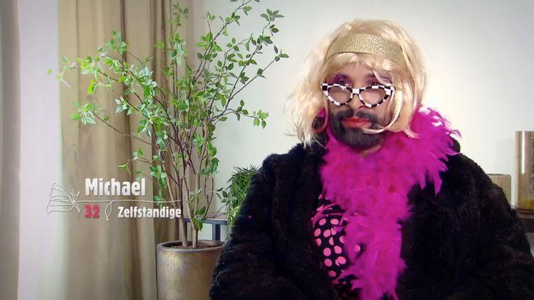 Michael, kandidaat de bachelorette Beeld VIER