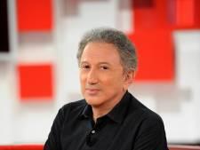 """La première apparition de Michel Drucker à la télévision depuis son opération: """"Une renaissance"""""""