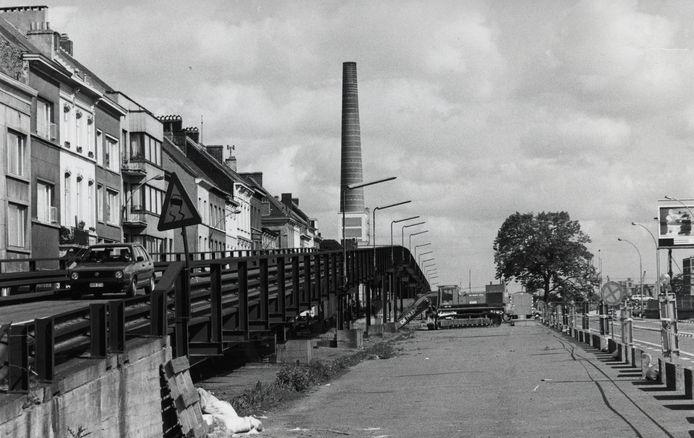 De Dampoort vroeger.