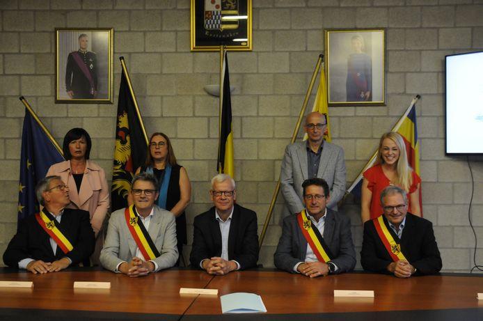 Geetbets, Linter, Zoutleeuw en Kortenaken gaan de samenwerking aan.