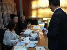 Nieuwe Vlissingse stemmers van 18 laten de burgemeester staan