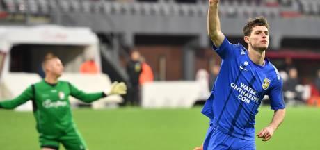 PEC Zwolle richt pijlen op jonge Vitesse-spits uit Nijkerk