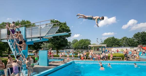 Zwembad bennekom vaart wel bij mooie weer en staking ede for Zwembad s hertogenbosch