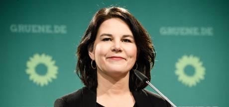 Groenen doen gooi naar Merkels stoel met 'doener' Annalena Baerbock (40)