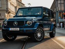 Het einde van een benzineslurper: Mercedes-Benz werkt aan elektrische G-Klasse