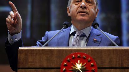 Erdogan wil in Syrië hele steden bouwen voor teruggekeerde vluchtelingen