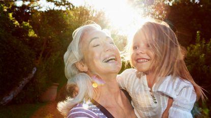 """Gezinsbond: """"Laat grootouders sociaal verlof gebruiken voor opvang van kleinkinderen"""""""