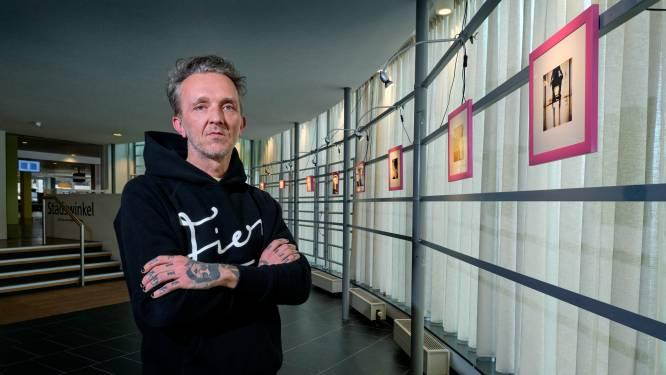 Kunstenaar Bart toont zijn chronische depressie in foto-expositie: 'Ik wil dit bespreekbaar maken'