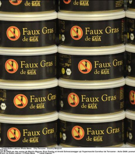 "160.000 petits pots de ""faux gras"" de Gaia en vente"
