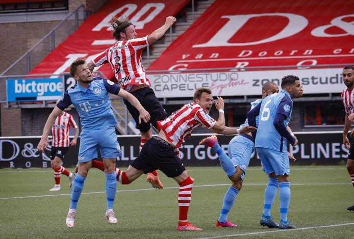 Sparta - FC Utrecht.
