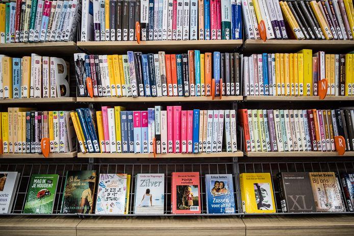 Boeken, boeken en nog eens boeken!