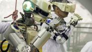 Russische robot Fiodor kan (voorlopig) niet aan boord gaan bij ISS