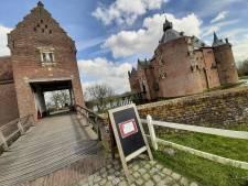Fonds steunt kasteel Ammersoyen met 50 mille; 'schervenlab' voor unieke collectie grachtvondsten