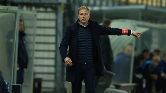"""Wissels Schneider maakten het verschil voor Waasland-Beveren: """"Vooral de prestatie van de spelers"""""""