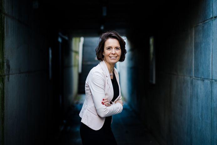 Isabelle Gonissen, de bezieler van 30 dagen zonder klagen.