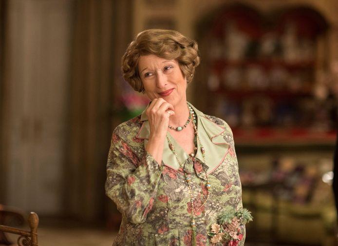 Meryl Streep als Florence.
