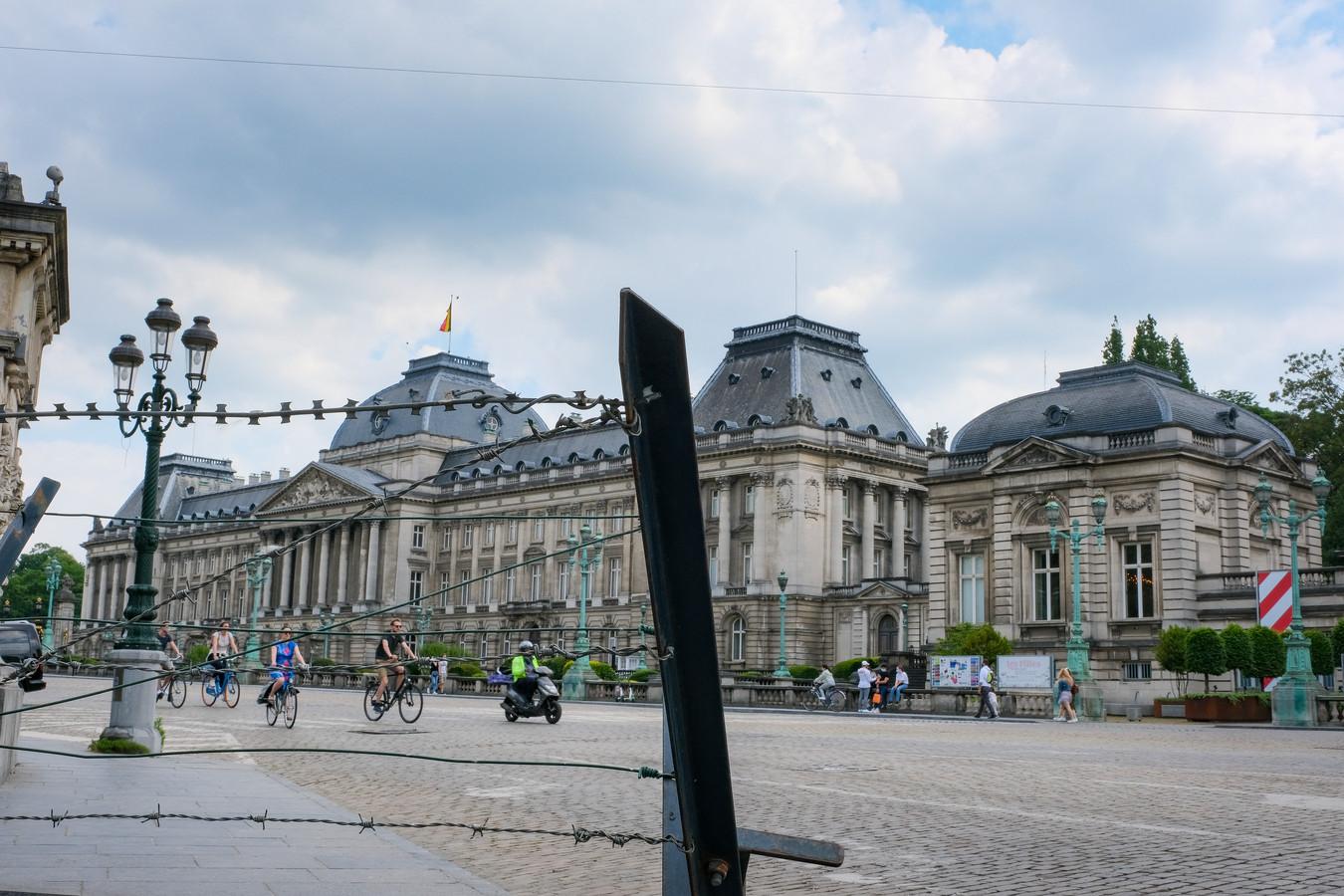 Maandag ontvangt de koning Joe Biden op het Paleis in Brussel.