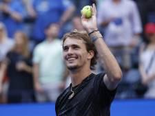 US Open: Alexander Zverev balaye Lloyd Harris et retrouve les demi-finales