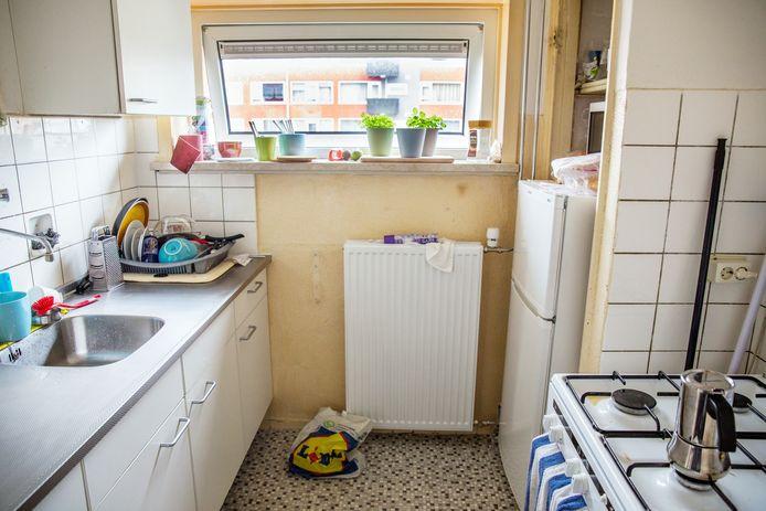 Ook de oppervlakte van het keukentje moet meegeteld worden bij het bepalen van het aantal vierkante meters verblijfsruimte voor arbeidsmigranten.
