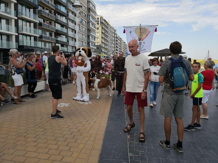 De 50ste Sint-Bernardusfeesten in Nieuwpoort-Bad.
