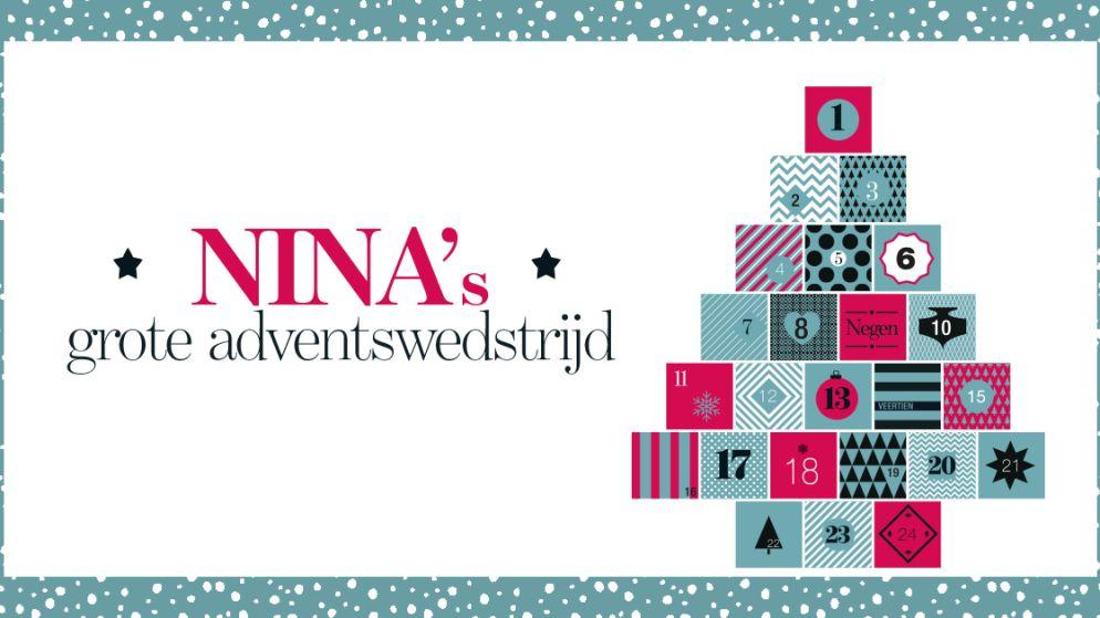 Dag 18: doe mee aan NINA's grote adventswedstrijd!