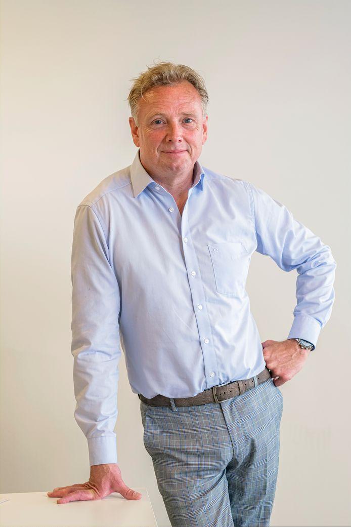 Paul van den Bosch is hoofdredacteur AD Regio