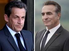 """Jean Dujardin en Sarkozy dans la bande-annonce """"Présidents"""""""