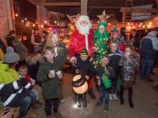 Kerstman brengt Wissenkerke in winterse sferen