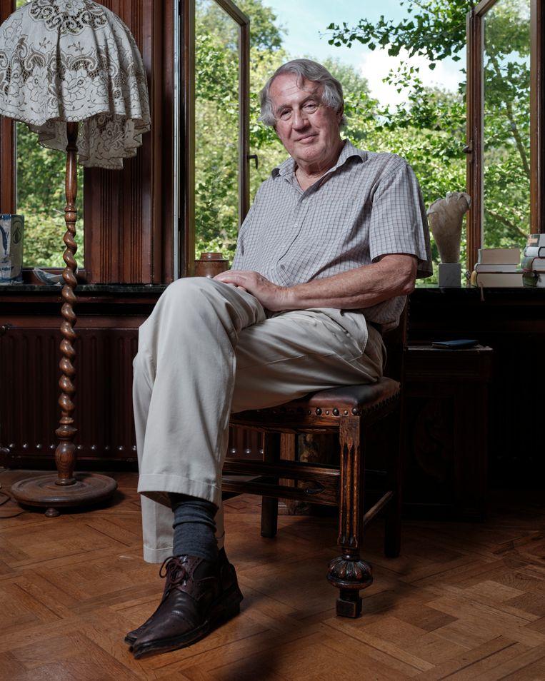 Bert Bast: 'Mijn vrouw heeft alzheimer. Het geweldige met Ana in huis is dat ze een half uur hier of een uur daar kan bijspringen.' Beeld Erik Smits