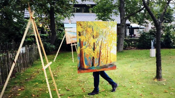 Kunst bekijken op de plekken waar het gemaakt is, bij de Open Atelier Route Etten-Leur