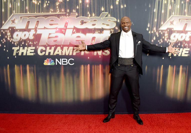Presentator Terry Crews sloot de uitzending niet af met de bekendmaking van de winnaar.