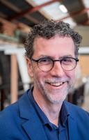 Directeur Wim van Veldhuizen van Bouwbedrijf Van Swaay.