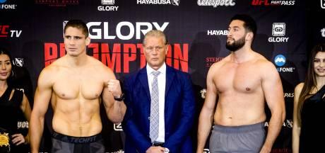 Verhoeven terug in de ring met titelgevecht tegen Ben Saddik
